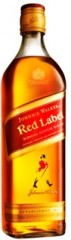Johnnie Walker Red 0.7 L old bottle (2)