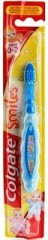 colgate smiles toothbrush 0 - 2 years blouw 1.99