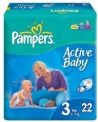 60890609.pampers-active-baby-midi-regular-4-9kg-22buc