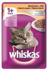 Whiskas_Vitel_in_sos_alb 100g