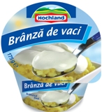 ????Hochland Fresh Cheese Cottage Cheese TOP 175g-RO
