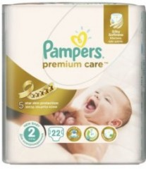 pampers-scutece-2-premium-care-mini-3-6kg-22buc