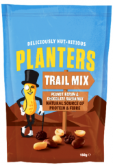 PLANTERS-NUT AND CHOCOLATE 160G