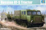 trumpeter 9514 russian AT-S tractor 17.02.2018