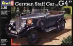 revell 03255 german staff car G4